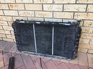 GQ TD42 3 core radiator Eden Hill Bassendean Area Preview