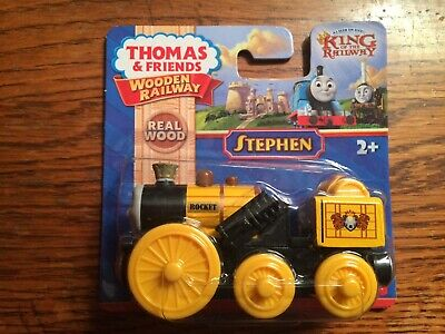 Stephen Steam Loco for the Thomas Wooden Railway System New in Box!
