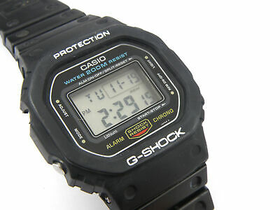 Mens Vintage CASIO G-Shock DW-5600C Divers Watch - 200m