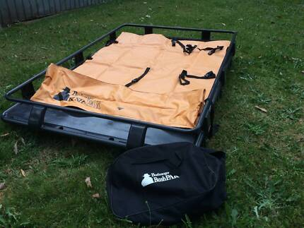 Roof rack and carry bag