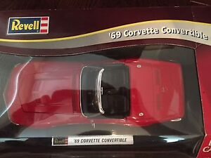 '69 Corvette Convertibl model car Oakville / Halton Region Toronto (GTA) image 1