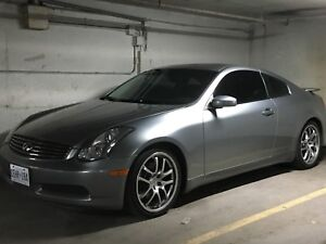 2005 Infinity G35 coupe