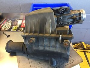 BMW e30 m42 airbox and afm
