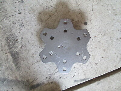 8ft Dempster 12 12a Windmill Spider New For 6 Section Wheel Unmachined