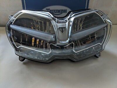 triumph tiger headlight explorer headlight headlamp adaptive cornering light