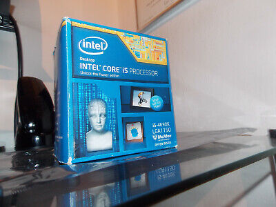 Intel core™ i5-4690k - 4x 3,5ghz - socle fclga1150 - emballage d'origine / 465