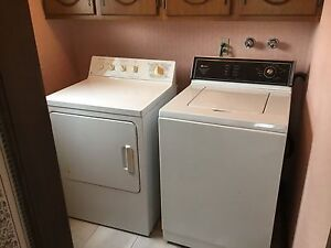 Maytag Washer & HE Gas Dryer