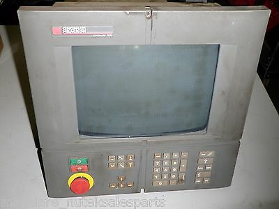 Sabre 750 Cincinnati Milacron 3-424-2130a01 Rev-c Acramatic 2100 Control Monitor