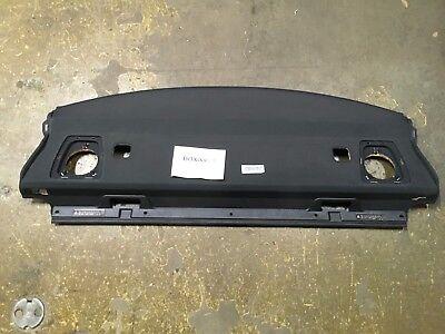 2008 BMW 335i COUPE REAR SPEAKER SHELF DECK SHADE HOUSING COVER PANEL BLACK OEM+ Bmw 335i Cabrio