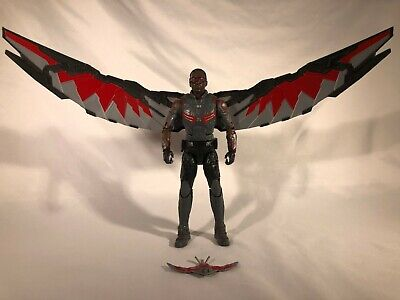 2016 Hasbro Marvel Legends Walmart Exclusive Civil War Falcon Action Figure