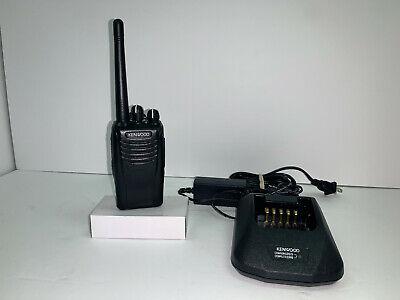 Used Kenwood Tk-2360 Vhf 5 Watt 16ch Compact Portable Two Way Radio