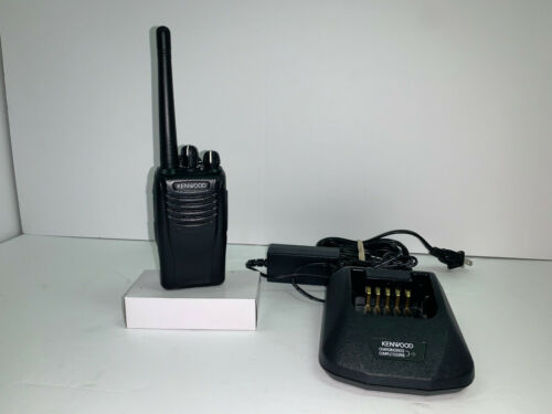 Used Kenwood TK-2360 VHF 5 Watt 16Ch Compact Portable Two Way Radio