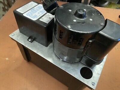 Little Giant 553245 Condensate Pump Vcl-45uls 230v Nos
