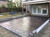 End of Season Concrete Project SALE
