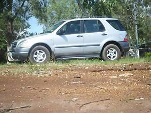 2000 Mercedes-Benz ML Wagon Darwin Region Preview