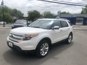 2013 FORD EXPLORER LIMITED NAV CUIR TOIT 13999$