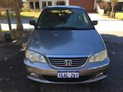 2002 HONDA ODYSSY FOR SALE Canning Vale Canning Area Preview