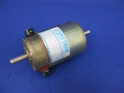 Pittman Dc Brush Motor 14202c700 24 Vdc Used