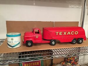 Large Texaco Tanker 306-717-9678 SOLD SOLD