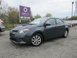 2016 Toyota COROLLA LE CLEAN CAR PROOF REAR CAMERA HEATED SEATS