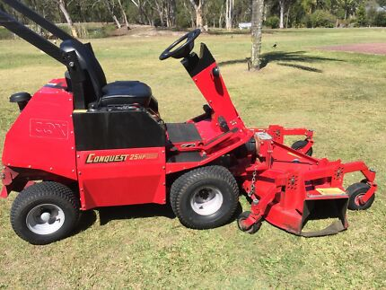 Cox Conquest 25 HP Mowing Tractor - 58 inch cut Burbank Brisbane South East Preview