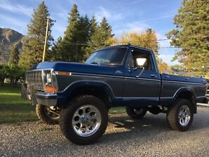 1979 Ford F-150 short box 4x4