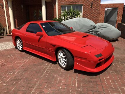 RX7 FC series 4 1986 RX7 Turbo Deer Park Brimbank Area Preview