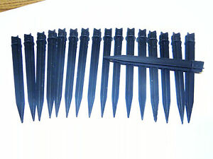 replacement stakes for solar landscape lights garden and path light