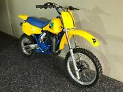 VMX 1987 SUZUKI RM80 Williamstown Hobsons Bay Area Preview