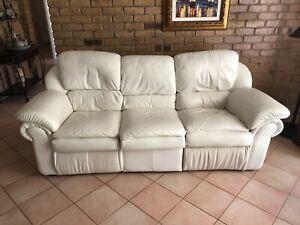 Lounge suit - recliner