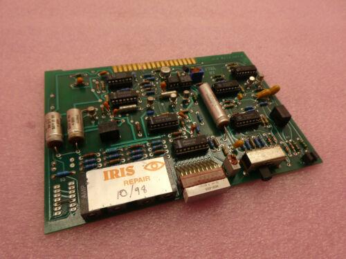 IRIS A513 REV D CIRCUIT BOARD