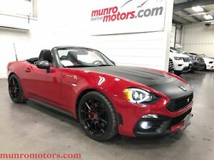 2017 Fiat 124 Spider Abarth $20K in Upgrades FAST