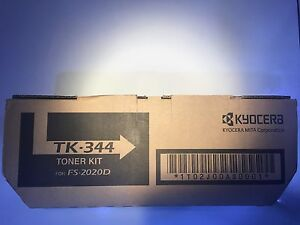 Printer Cartridges Kyocera TK344 Adelaide CBD Adelaide City Preview