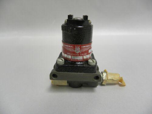 Vtg General Controls Cat. No. PV1C1167 Electric Solenoid Shut Off Valve (A8)