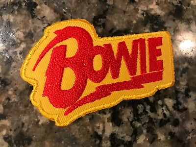 David Bowie Iron On Patch! (See) Freddie Mercury Queen Wham & George Michael