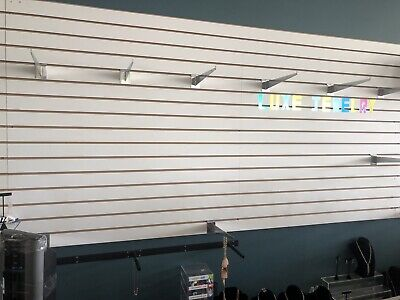 Used Slatwall Panels 4h X 8w