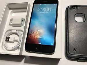 Iphone 6 black 64gb