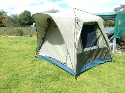 Black wolf turbo lite 270 tent & black wolf turbo tent | Miscellaneous Goods | Gumtree Australia ...
