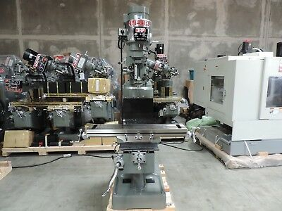 Webb Champ 2-vh 3 H.p. Variable Speed Milling Machine