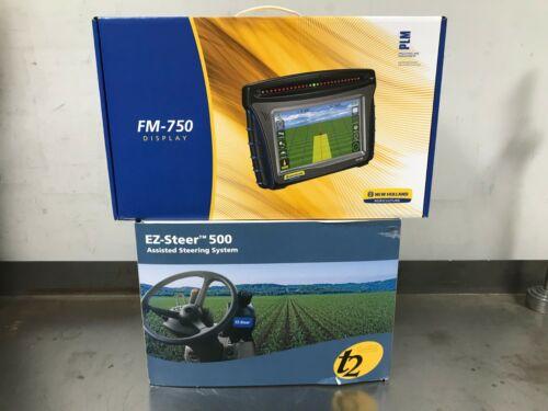New Trimble FM750  Display with EZ Steer # 94000-60 & # 62000-52
