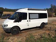 Ford Transit V6 Campervan Mini Motorhome Yarraville Maribyrnong Area Preview