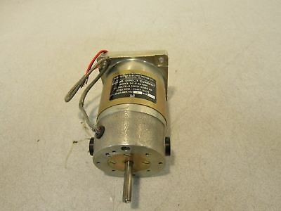 Northfield Direct Current Motor 4040 Nsn 6105001350020