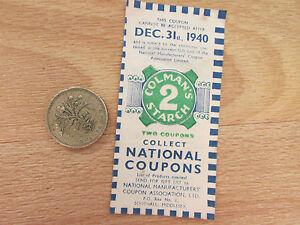 Uk coupons restaurants ww2