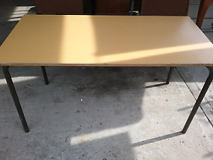 Vintage  school desk  $20 quick sale Cessnock Cessnock Area Preview