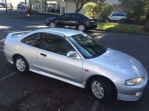 1998 Mitsubishi Lancer Coupe MR Melbourne CBD Melbourne City Preview