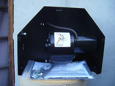 Central Boiler Draft Inducer Fan Kit for Classic Boilers