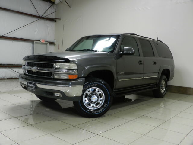 chevrolet suburban 2500 lt tow heated seat 3rd row used chevrolet other for sale in houston. Black Bedroom Furniture Sets. Home Design Ideas