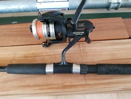 Fishing Reel - Baitrunner