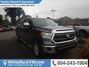 2015 Toyota Tundra SR5 5.7L V8 Trailer Hitch Receiver, Radio...