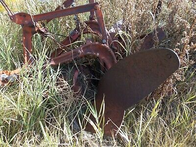 Antique 3 Point 2 Bottom Plow